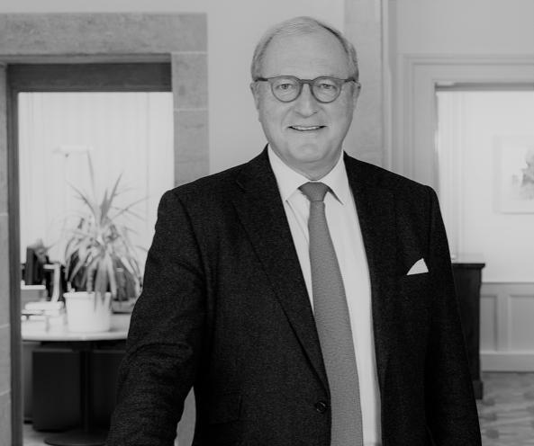 Jean Berthoud, Chairman, Banque Bonhôte & Cie SA