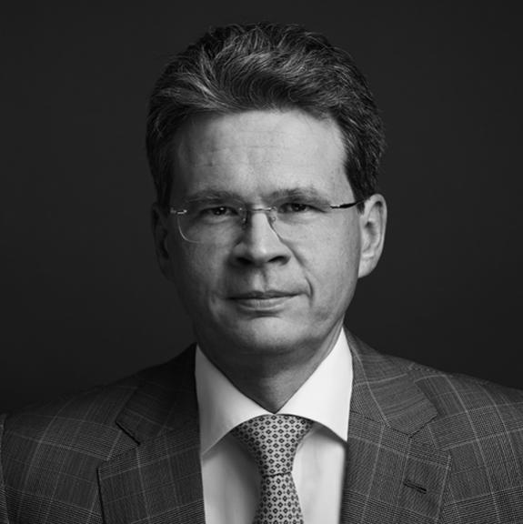 Zeno Staub, CEO Vontobel